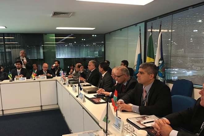 Maurício Barbosa cobra investimento federal para a Segurança Pública