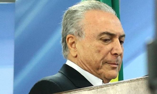 Mais de 82% dos brasileiros querem a renúncia deTemer, diz pesquisa