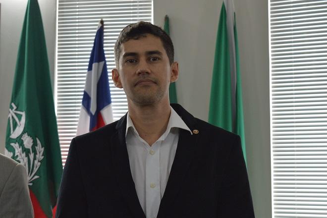 Millen Moura é reeleito para a Diretoria da Associação do Ministério Público da Bahia