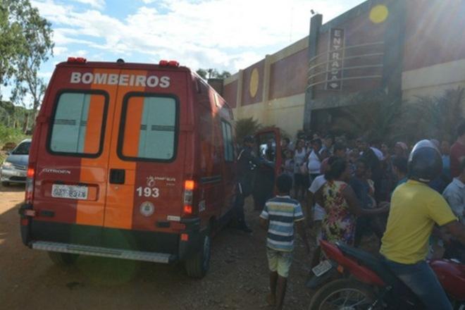 Motel explode em Vitória da Conquista e deixa feridos, diz Corpo de Bombeiros