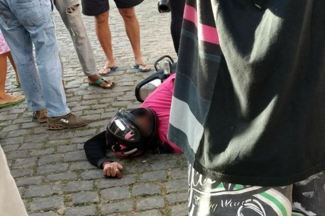 Mototaxista é morto a tiros em via pública em Brumado