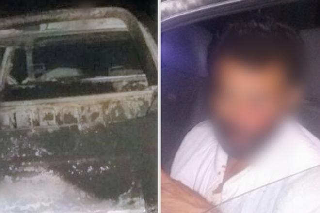 Motorista é morto a pauladas após atropelar e matar três pessoas