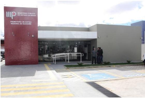 Ministério Público inaugura sede própria em Guanambi