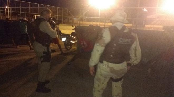 Brumado: mulher é detida após ser flagrada portando pedras de crack