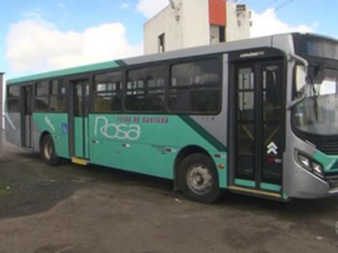 Bahia: Ônibus que sumiram de garagem em Feira são achados