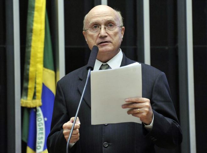 Temer escolhe deputado Osmar Serraglio para o Ministério da Justiça