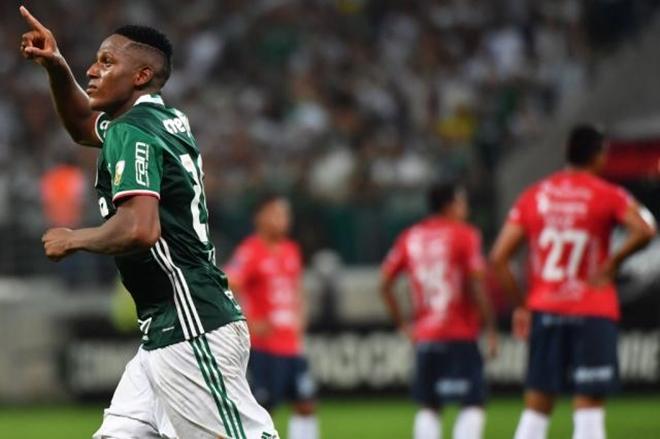 Palmeiras e Atlético-PR vencem na Libertadores; Flamengo perde para Universidad Católica