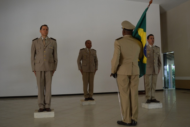 Polícia Militar realiza solenidade de Passagem de Comando em Livramento de Nossa Senhora