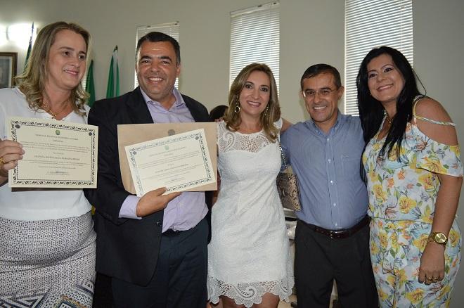 Prefeito Paulo Azevedo participou da solenidade de diplomação dos candidatos eleitos nas eleições de 2016
