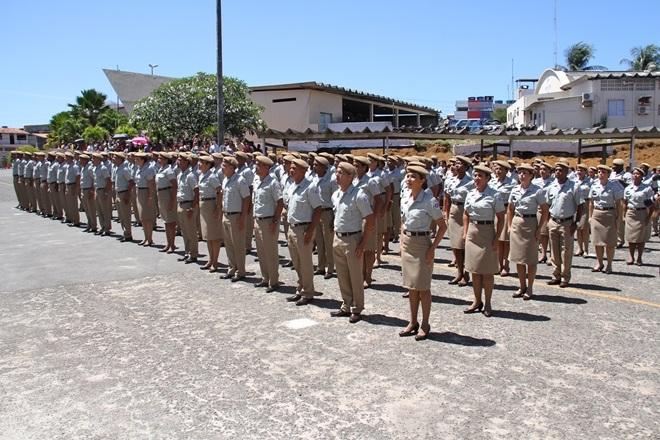 Solenidade celebra formatura de 120 novos Policiais