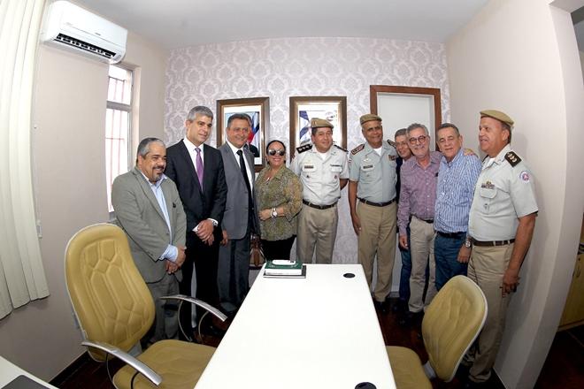 Vitória da Conquista: Novas sedes da PM e viaturas reforçam segurança no sudoeste