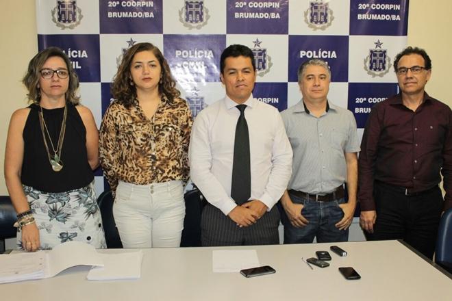 Polícia Civil elucida estupros em série ocorridos em Presidente Jânio Quadros, Guajerú e Paramirim
