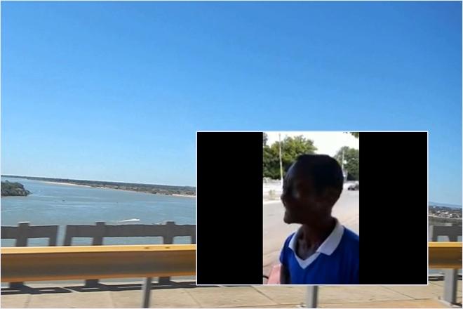 Sem poder alimentar 9 filhos catador comete suicídio pulando de ponte em Bom Jesus da Lapa