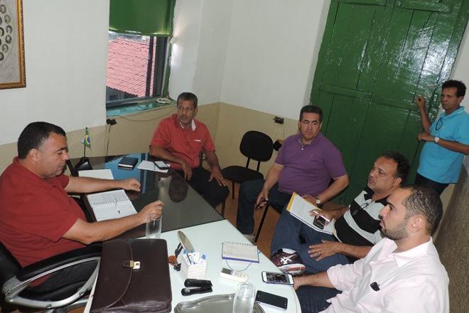 Livramento: Prefeito se reúne com administração de Brumado para discutir sobre Consórcio Regional de Saúde e Policlínica Regional