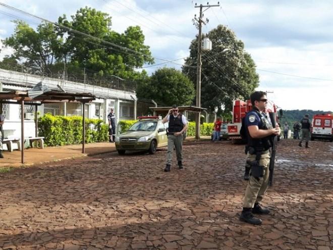 Presídio de Sarandi tem rebelião com dois mortos no Rio Grande do Sul