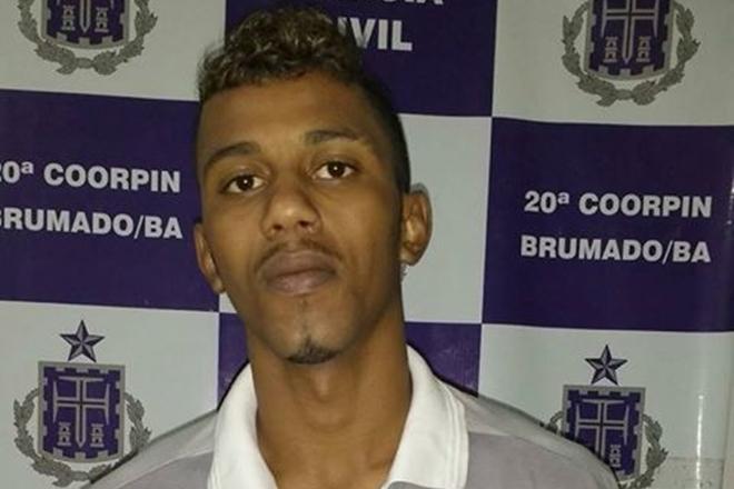Brumado: Polícia Civil recaptura indivíduo de alta periculosidade