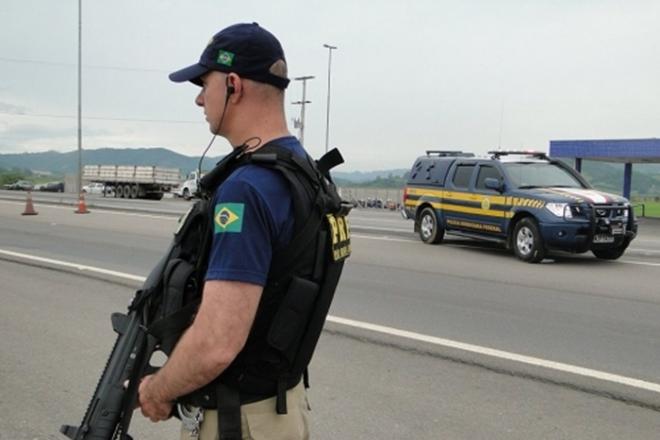 Polícia Rodoviária Federal suspende serviços por falta de recursos