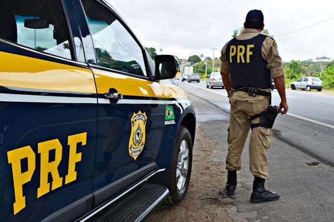 PRF reforça fiscalização em rodovias federais a partir de hoje, com a Operação Semana Santa