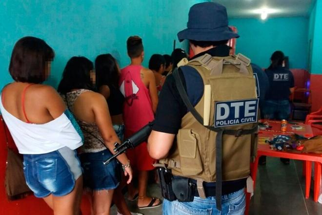 Dois são presos em pousada que funcionava como casa de prostituição em Vitória da Conquista