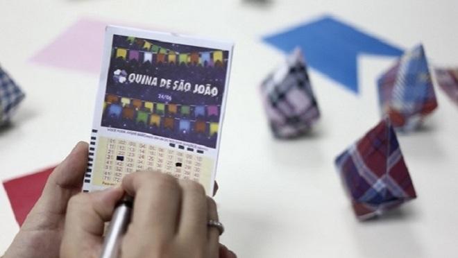 Quina: sorteio especial de São João pode pagar até R$ 130 milhões