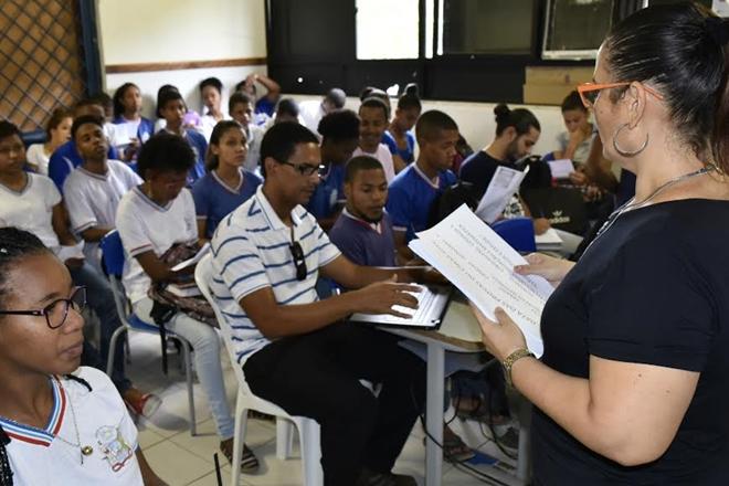 Provas da seleção REDA na Educação serão realizadas no dia 7 de maio