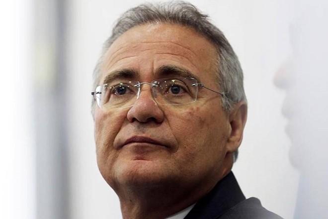STF deve julgar hoje denúncia contra Renan Calheiros
