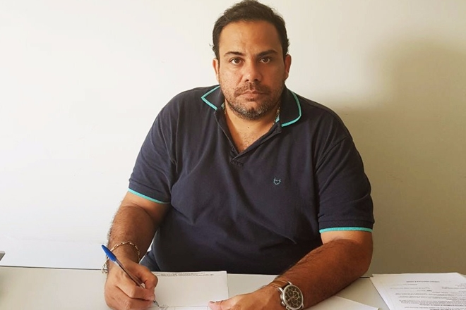 Livramento: Ricardo Juvelino é o novo secretário de agricultura do município