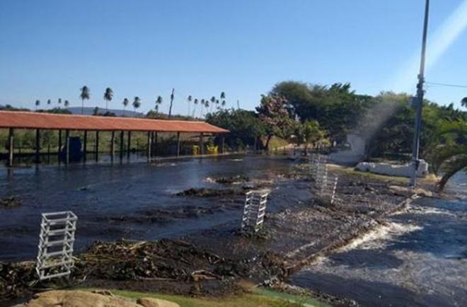 Ação de abastecimento torna momentaneamente Balneário do Rio Paramirim impróprio para banho