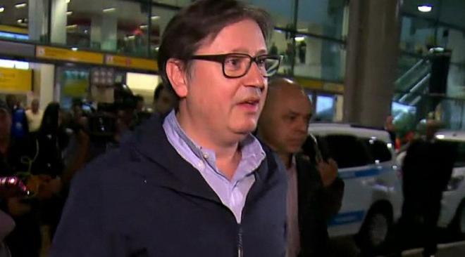Ex-assessor de Temer, Rodrigo Rocha Loures é preso em Brasília
