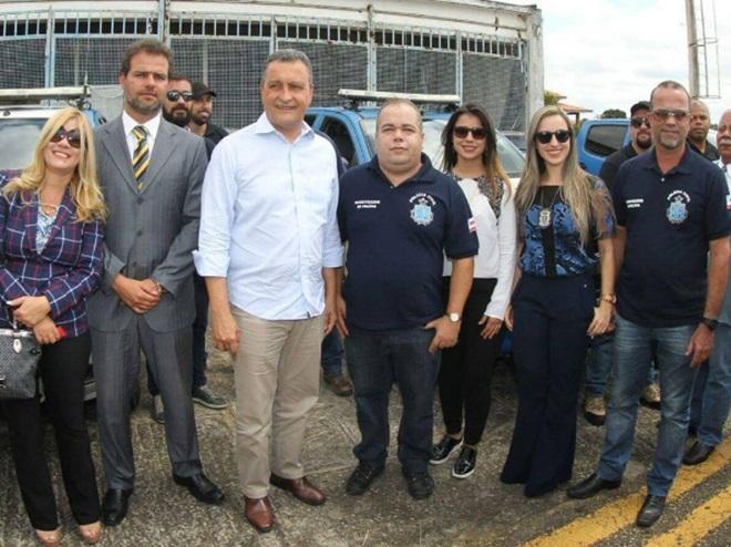 Governador anuncia convocação de novos delegados e escrivães