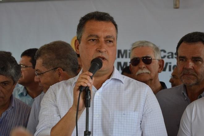 Rui Costa foi governador que mais prometeu e mais cumpriu metas em metade do mandato