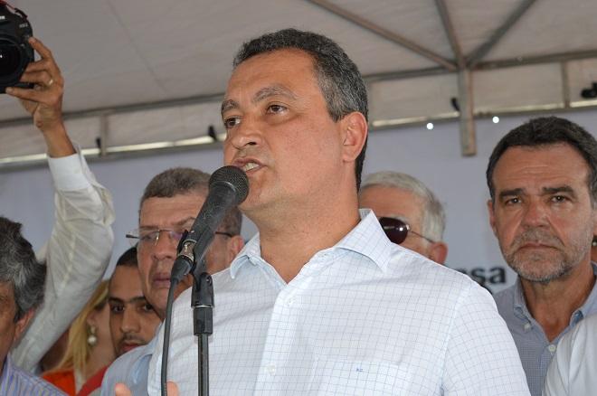 Rui inaugura obras de abastecimento de água em Rio de Contas