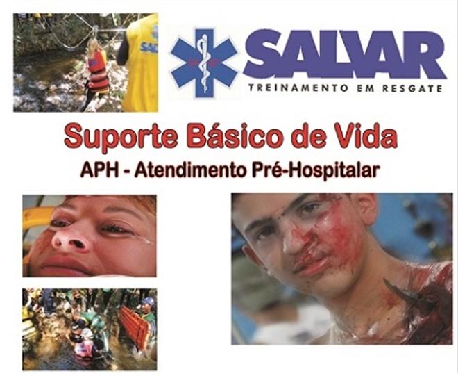 Grupo Salvar promoverá curso de resgate em Livramento De Nossa Senhora
