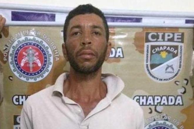Cipe captura homem que participou de roubo a Banco em Mairi