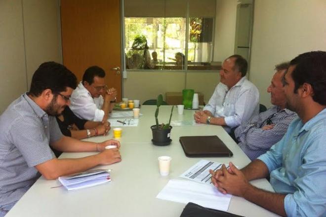 Técnicos da CAR irão analisar projeto da barragem do Pastim em Dom Basílio