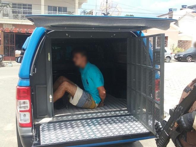 Condutor foge de blitz, é perseguido e abordado em Livramento