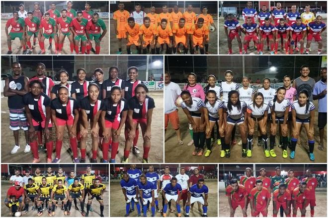 Campeonato Beira Rio: Ribiboca vence o Nado por 5 a 0