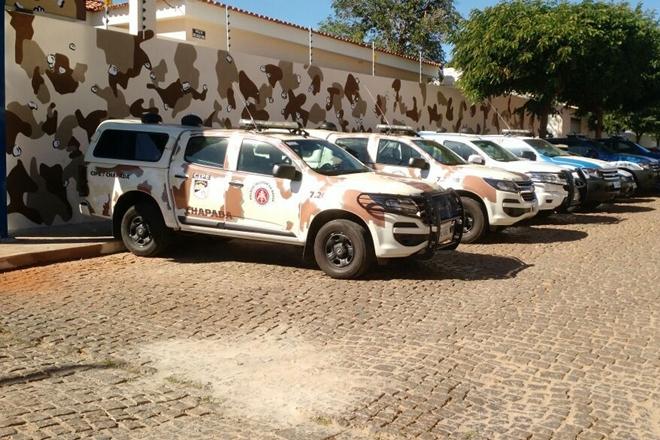 Paramirim e Região ganha base da Cipe/Chapada